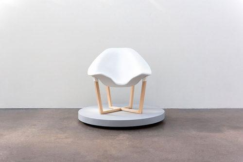 un{common}, Lina Wilckens, Industrial Design. Ett modernt tortyrinstrument –gynstolen –i sin kanske mest mondäna skepnad hittills.