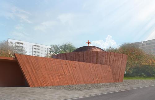 Belatchew Arkitekter, Ethiopian Church, Stockholm, Sweden