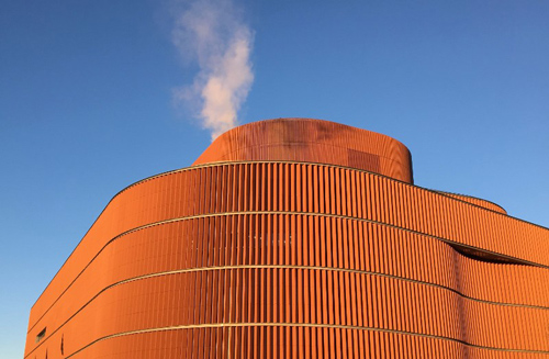 Gottlieb Paludan Architects and Urban Design, Värtaverket, Biomass Power Plant, Stockholm, Sweden