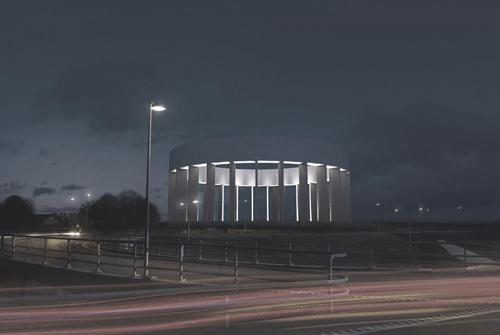 Wingårdh Arkitektkontor, Water TWR, Helsingborg, Sweden