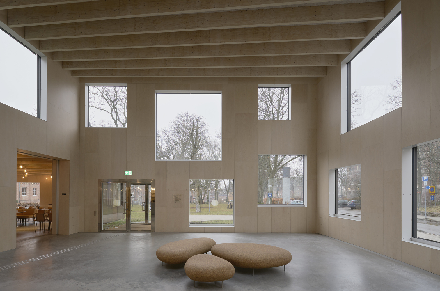 Skisserna Museum, Elding Oscarsson