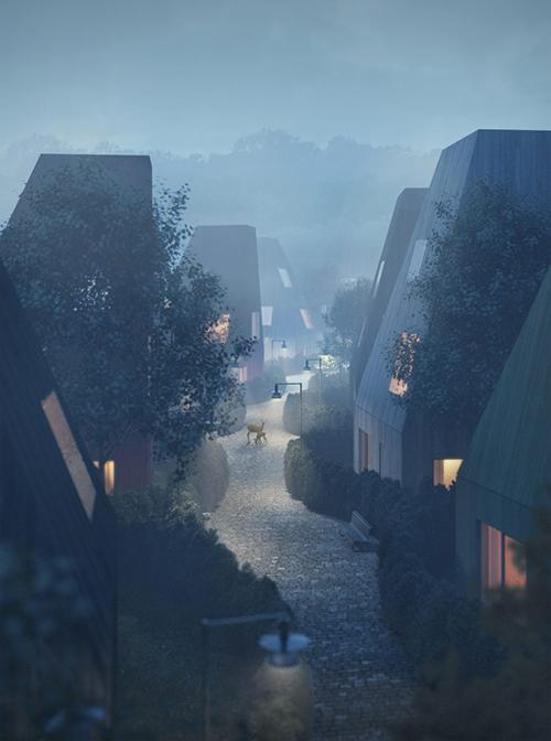 2.Vertical Village II