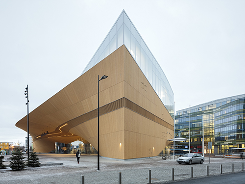 ALA Architects 20190102 Helsinki Central Library Oodi