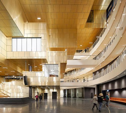 Kiruna town hall Henning Larsen4