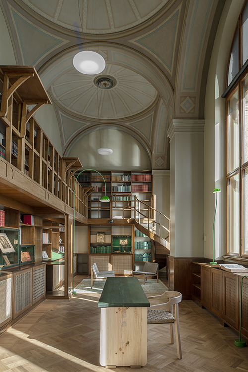 NM Gamla Biblioteket inredning Emma Olbers foto Andy Liffner01 kopia