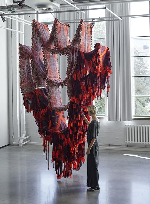 The Metamorphosis of Weaving